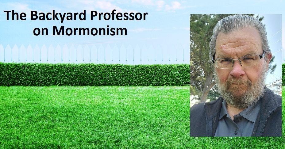 The Backyard Professor